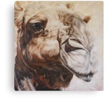 Anna: Oil on Linen: 90x90cm Canvas Print