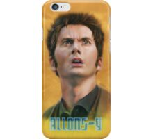 The 10th Doctor Who   iPhone case iPhone Case/Skin