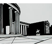 Albright Knox Photographic Print