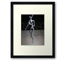 The Ferryman2 - By Chris Henley Framed Print