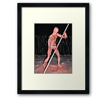 The Ferryman6 - By Chris Henley Framed Print