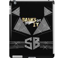 "WWE NXT Sasha Banks ""Banks On IT"" iPad Case/Skin"