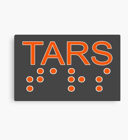 TARS Logo Canvas Print