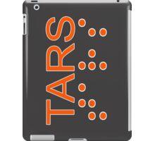 TARS Logo iPad Case/Skin