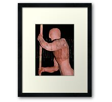 The Ferryman10 - By Chris Henley Framed Print
