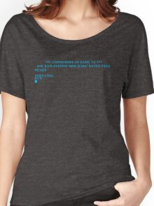 Let's echo 23!! Women's Relaxed Fit T-Shirt