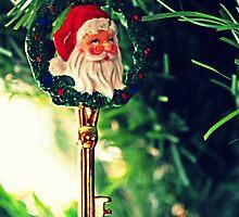Santa's Key by Evita
