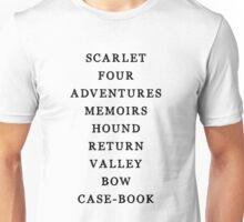 Holmes Books Unisex T-Shirt