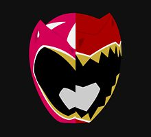 Pink N Red - Dino Charge Unisex T-Shirt