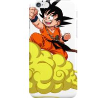 DRAGONBALL 6 iPhone Case/Skin