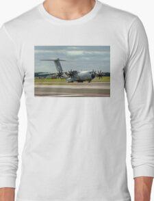 Airbus Military A400M Atlas 13-0009 Long Sleeve T-Shirt