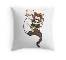 Community: Dean and Jeff Throw Pillow