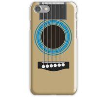 Novelty Guitar iPhone Case/Skin