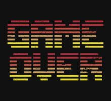 Game Over by superiorgraphix