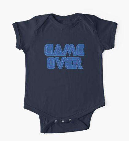 Game Over 2 One Piece - Short Sleeve
