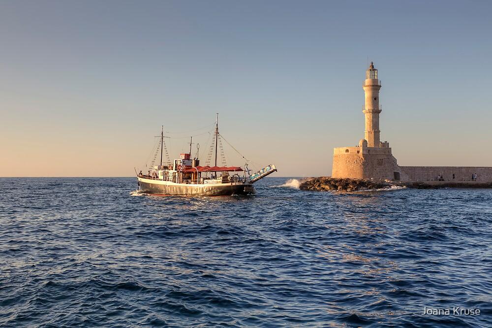 Chania - Crete - Greece by Joana Kruse