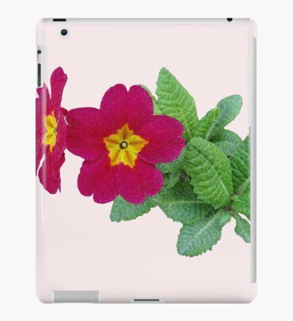Primrose Posey iPad Case/Skin