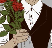 Romantic Ellis Sticker