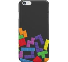Tetris Error iPhone Case/Skin