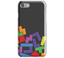 Tetris Error iPhone Case/Skin