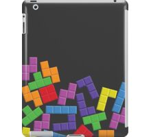 Tetris Error iPad Case/Skin