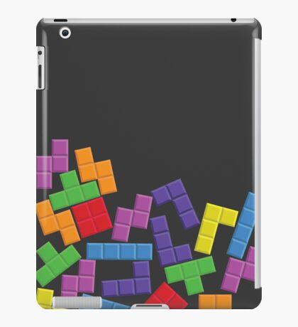 Tetris Error iPad Case/Skin