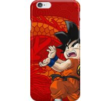 DRAGONBALL 8 iPhone Case/Skin