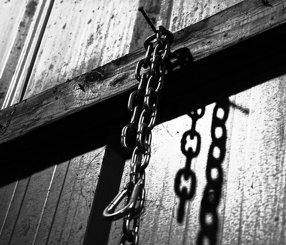 Hanging Metal by Anthony Cummings