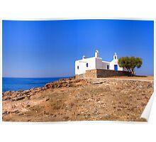 Mykonos - Greece Poster