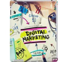 Digital Marketing Art iPad Case/Skin