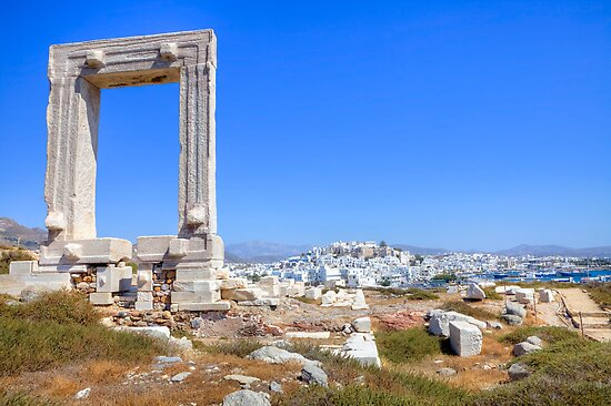 Naxos - Greece by Joana Kruse