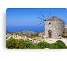 Naxos - Greece Canvas Print