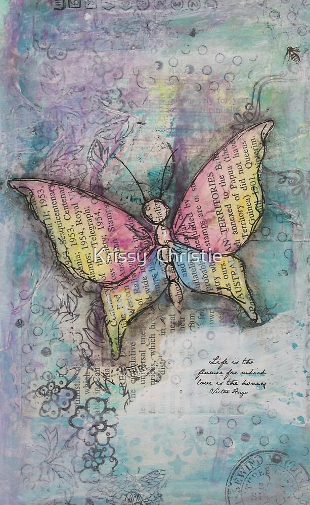 Butterfly  by Krissy  Christie