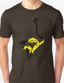 Yellow monkey T-Shirt