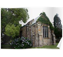 St. Johns Anglican Church. Kincumber. Pt.2 Poster
