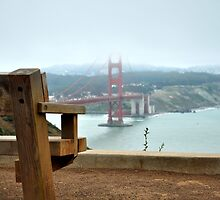 Watching San Francisco by pmi-photography