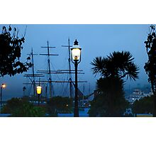 Hyde Street Pier Photographic Print