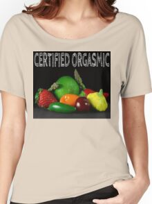 Certified Orgasmic Women's Relaxed Fit T-Shirt