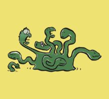 Hydra is bored Kids Tee