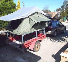 my camper trailer by BigAndRed