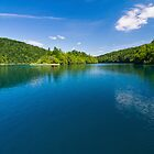 Lake Kozjak by Ivan Coric