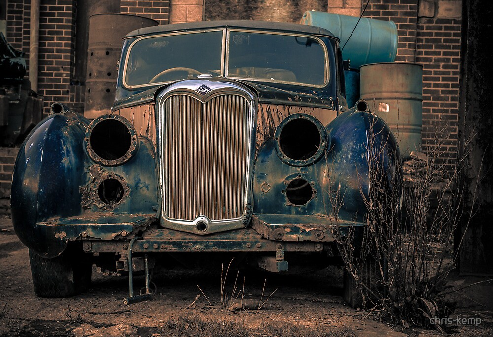 Old Riley by chris-kemp