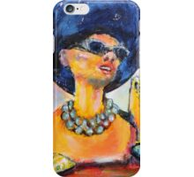 Vinnies boutique iPhone Case/Skin