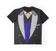 Victorian Tuxedo Shirt Costume Graphic T-Shirt