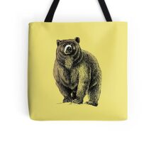 The Great Bear - A fierce protector Tote Bag