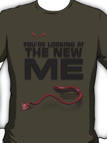 Little Devil - The New Me - Still Backwards Compatible T-Shirt