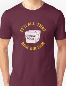 All That And Dim Sum T-Shirt