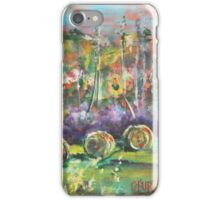Make hay while the sun shines iPhone Case/Skin