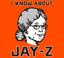 I Know About JAY-Z! Kids Clothes