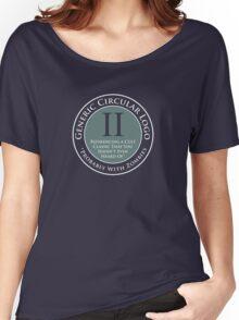 Generic Circular Logo II Women's Relaxed Fit T-Shirt